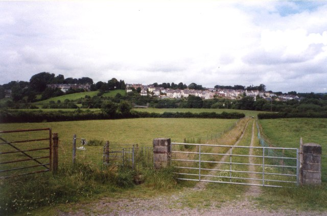 Footpath to Llandeilo