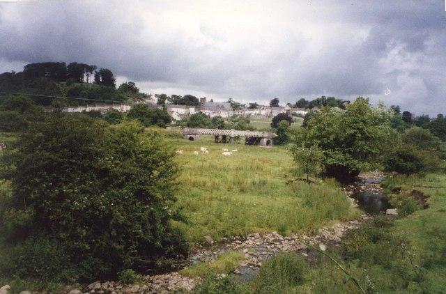 Rural scene near Llandeilo