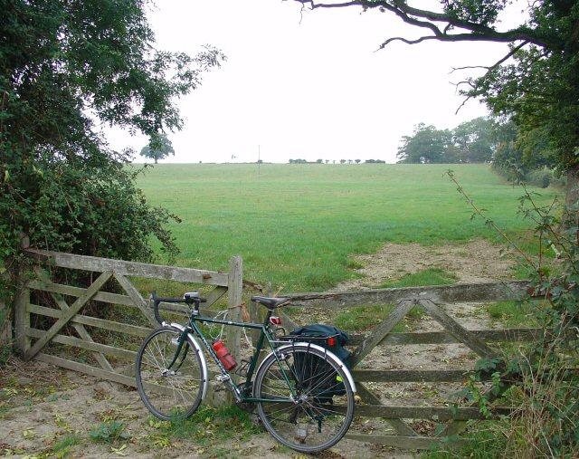 Pastureland, Near Eastland Farm, West Sussex