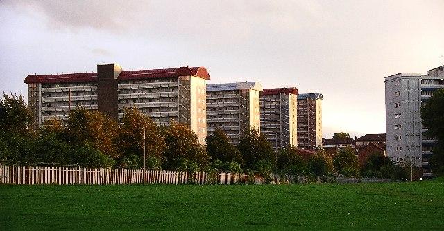 Flats, Leeds