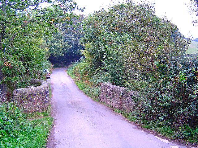 Bridge near Stokenham