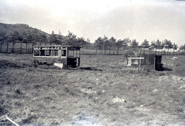 Land adjacent to Willingdon Golf course 1950