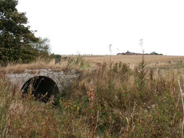 Old bridge by Crawhill farm