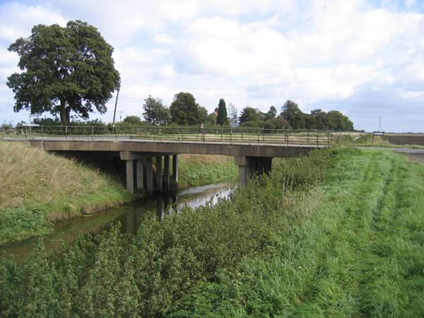New Cut Bridge, Thorney, Cambs