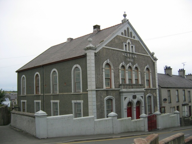 Capel Hebron, Kingsland Hill, Holyhead