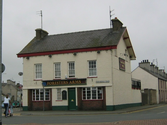 Foresters Arms Public House, Holyhead