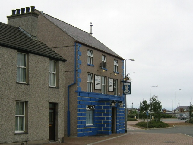 The Angel Public House, Holyhead