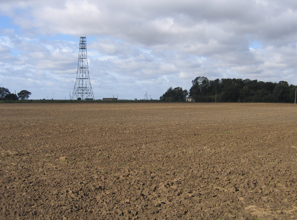 Radio Mast, Postland Road, Crowland, Lincs