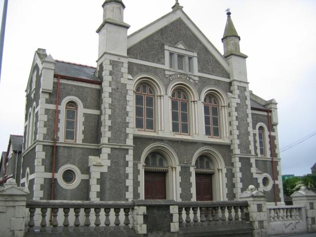 Capel Disgwylfa, Holyhead