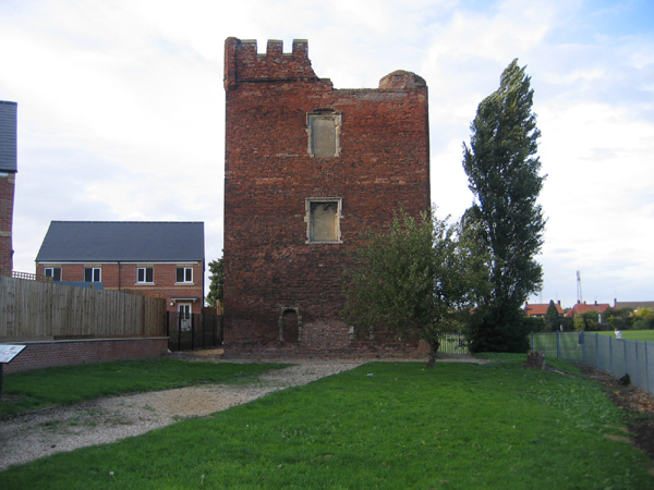 Hussey Tower, Boston, Lincs