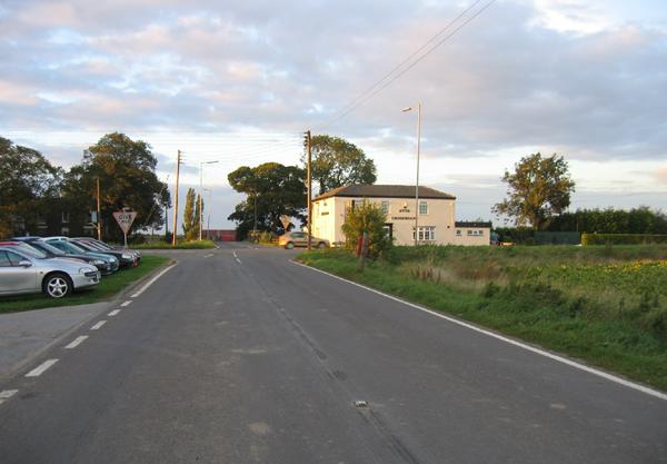 Four Crossroads, Swineshead Ramper, Frampton Fen, Lincs