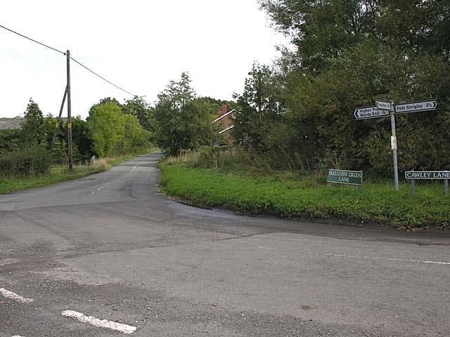 Skellorn Green