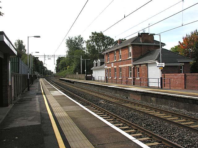 Adlington Station