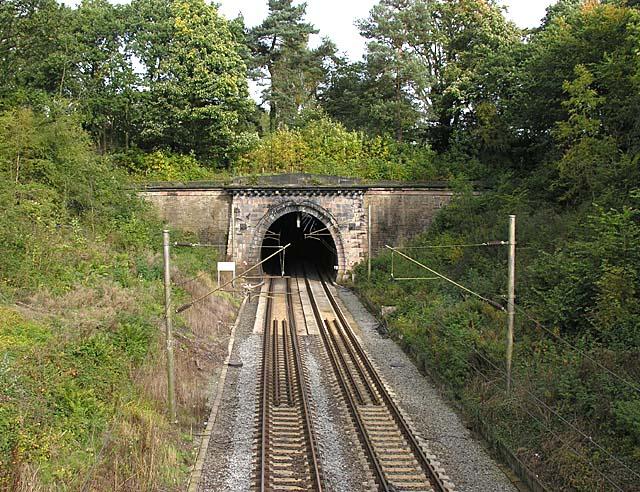Prestbury tunnel