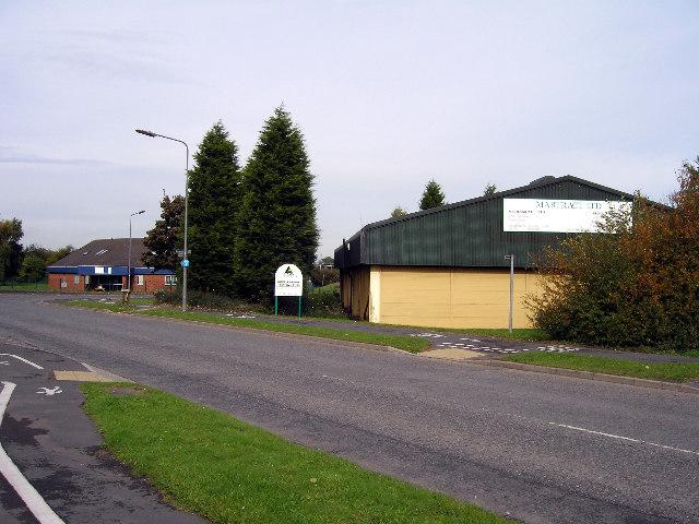 Humber Bridge Industrial Estate