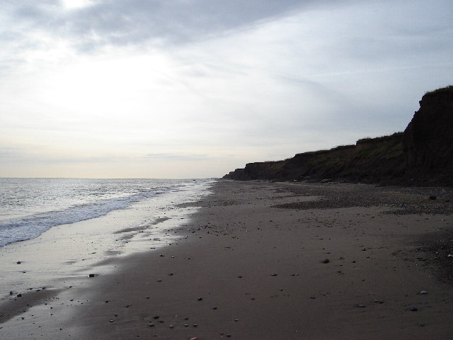 Beach South of Ulrome