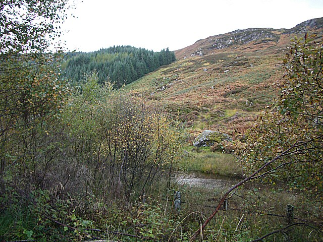 West of Glen Ogle