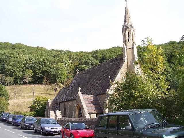Knightwick Church
