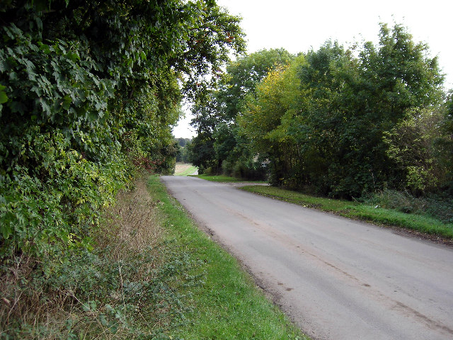 Near Barton Vale