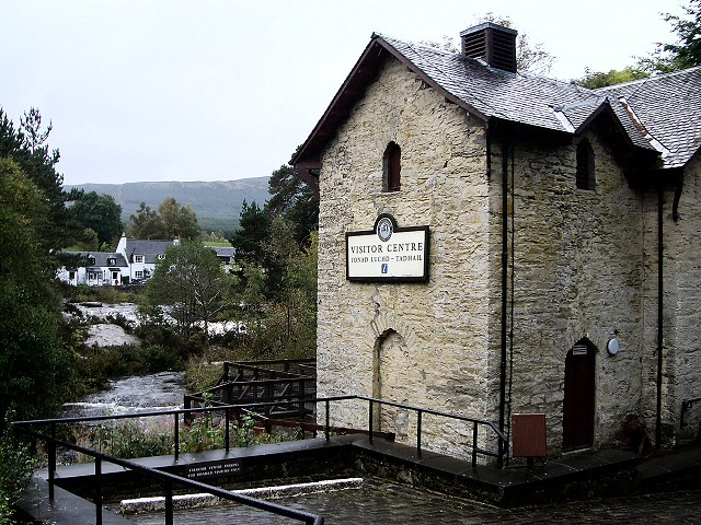 Killin Visitor Centre
