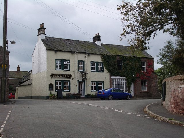 The Dog and Gun at Skelton