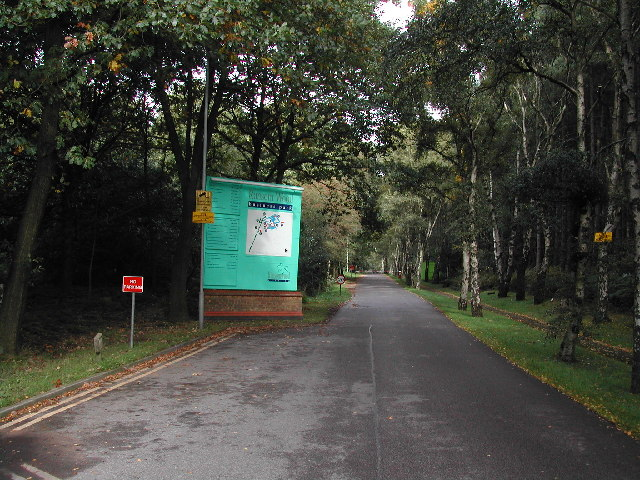 Entrance to Ransom Wood Business Park