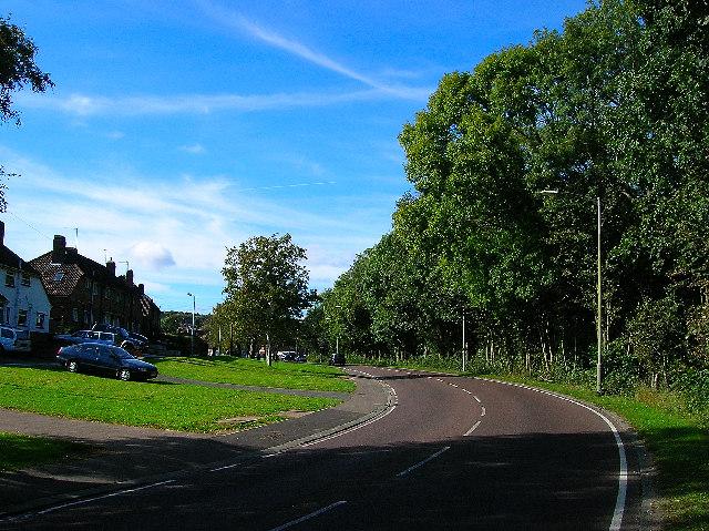 Coldean Lane, Coldean