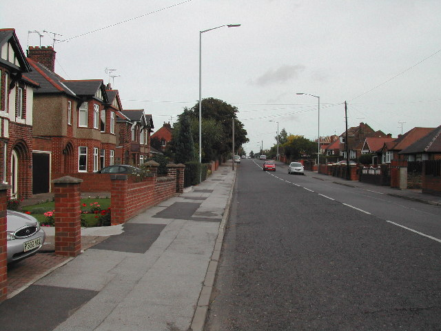 Dalestorth Road