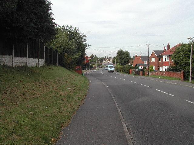 Jenny Beckett's Lane, Mansfield