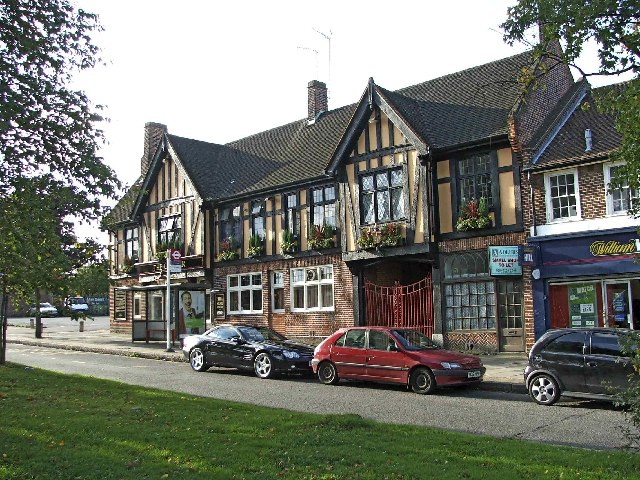 The Cavalier public house, Russell Lane