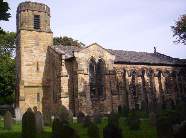 Holy Trinity Church, Ashton-in-Makerfield