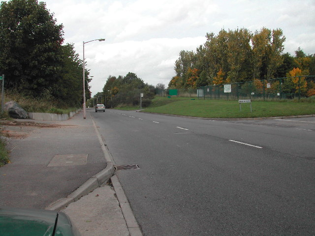 Jubilee Way North, Mansfield