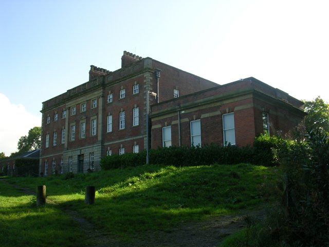 Alkrington Hall
