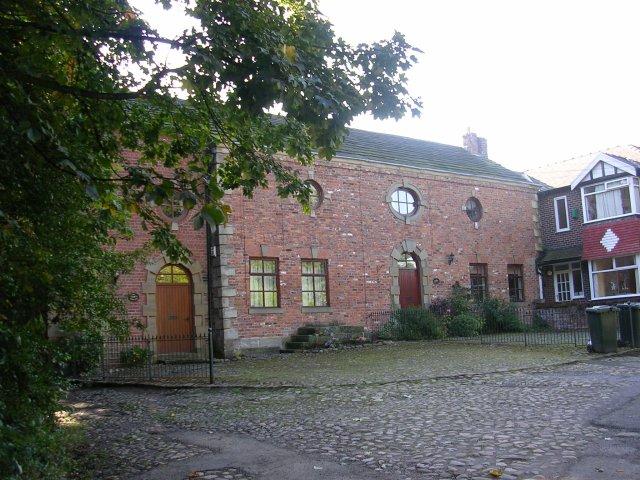 Home Farm,  Alkrington Hall