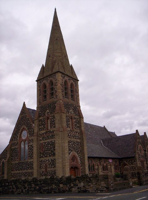 St Peter's Church, Parr, St Helens