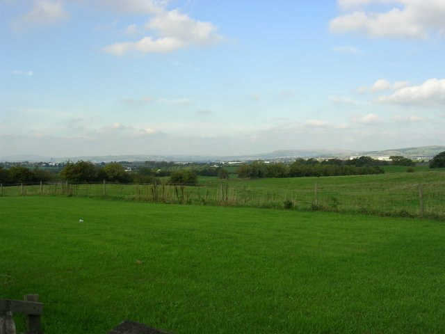Fields at Langley