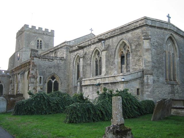 Church of St Mary the Virgin, Ambrosden