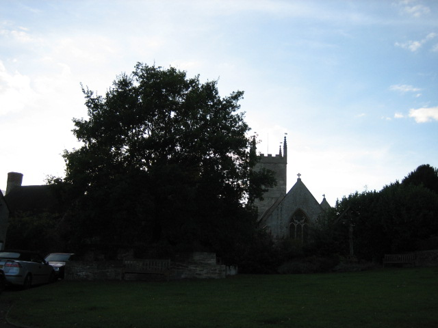 Church of St Nicholas, Islip