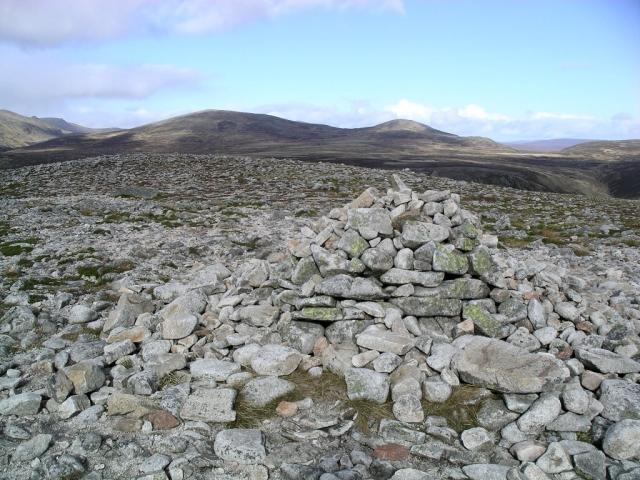 Beinn Bhreac : Munro No 249