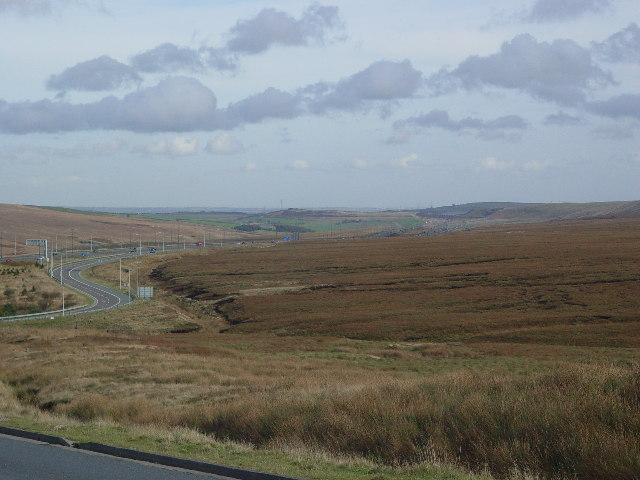 Part of Moss Moor