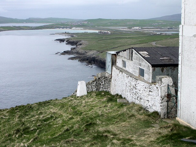 View from Sumburgh lighthouse