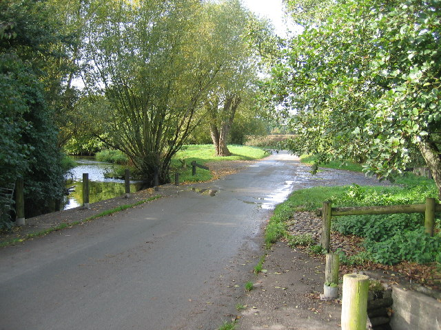 Ford on Elvers Green Lane