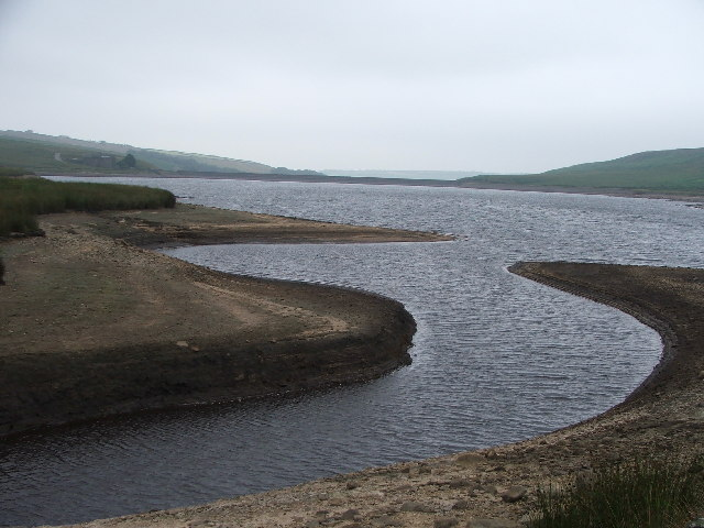 Withens Clough Reservoir