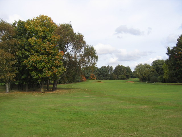 Longdon Hall golf course