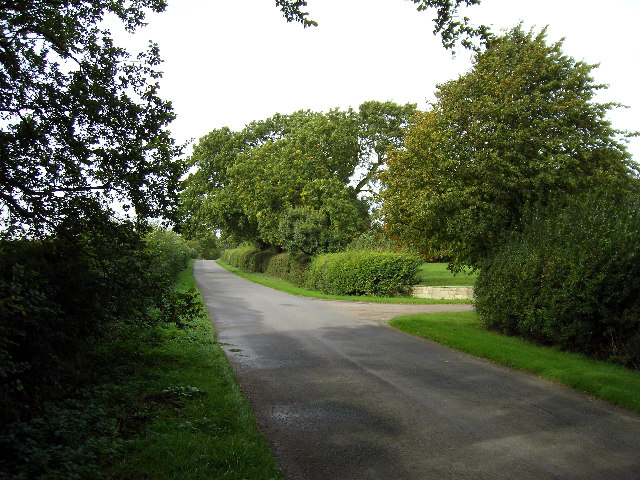 Caistor Road nr. Walk House