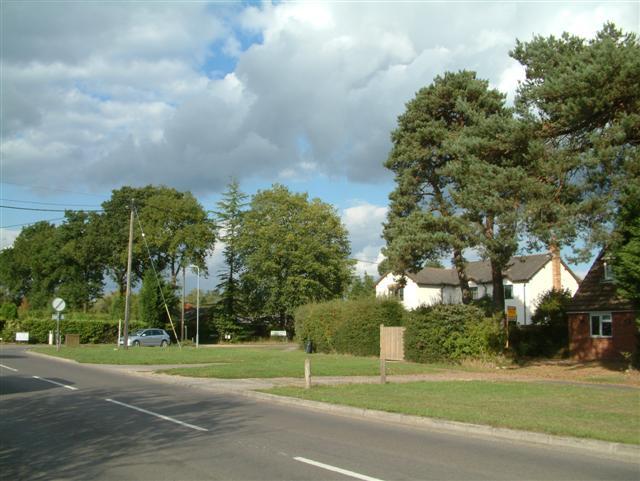 Pamber Heath