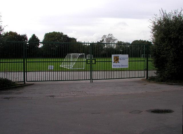 Hull City's Training Ground
