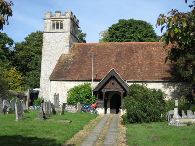 Church of St. Mary, Crawley