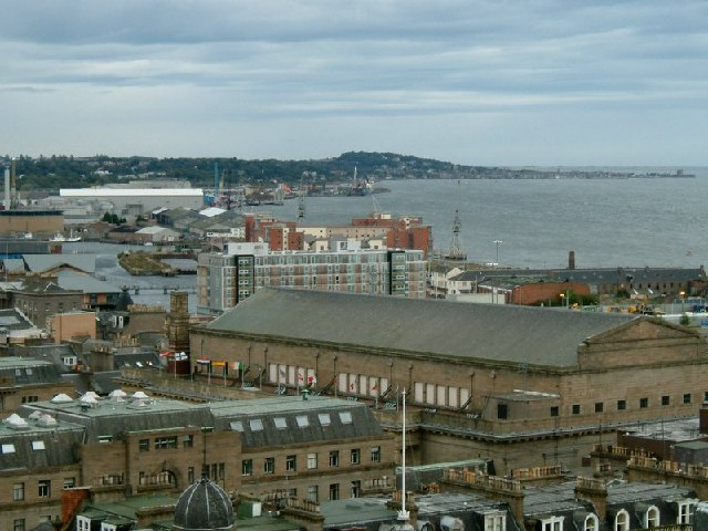Dundee Harbour