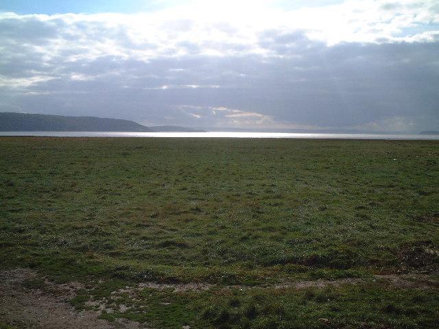 Saltings of Sand Bay